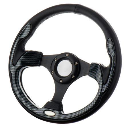 Regular Steering Wheel